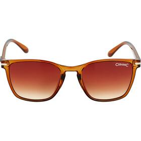 Alpina Yefe Okulary, brązowy/przezroczysty
